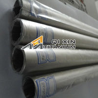 ASTM B862 Industry Used Titanium Welded Pipe for Hot Sale