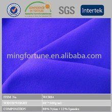 Import Export Company Names Buying Fabric China Spandex 300GSM Fabric in China