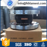 Single Sphere Rubber Expansion Joint Bendable Rubber Joint
