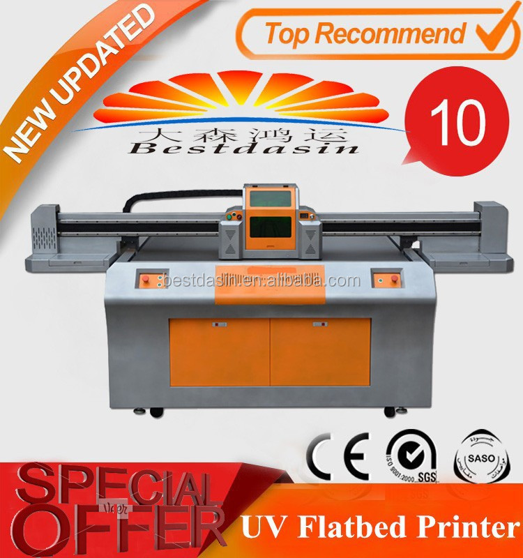 pvc card printer and embossed machine Glass case cupboard door printing machine/TV setting wall ceramic