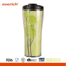 Double Wall Acrylic Tumblers With Removable PVC Insert