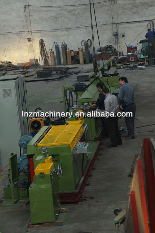 two carriage drawbench combined drawing machine