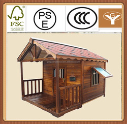 2016 hot sale luxury dog house with air conditioner