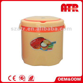 New Arrival DC 12V / 65W Car Electric Mini Rice Cooker