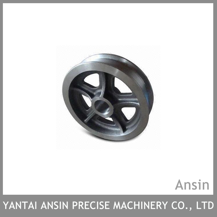 Best price metal casting car part