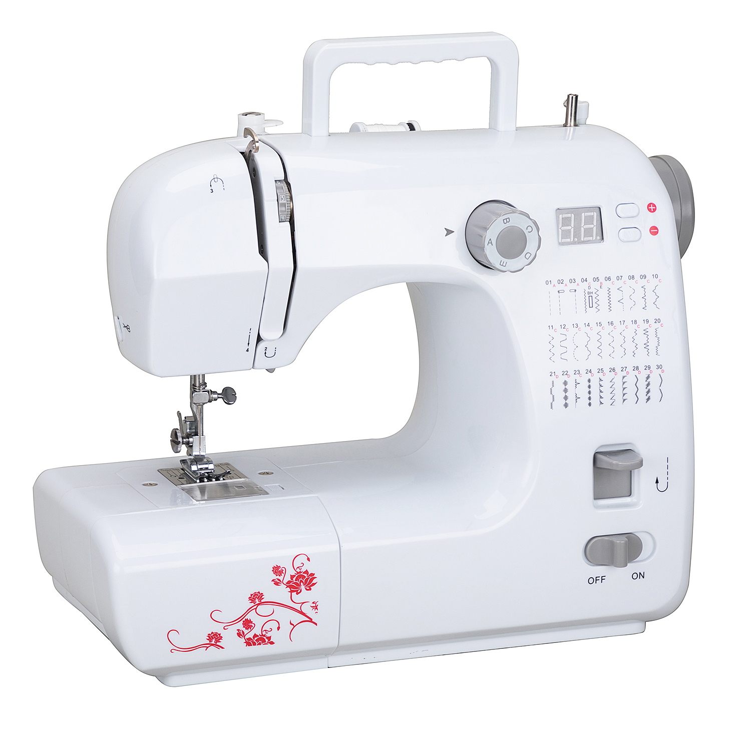 FHSM 702 Multi-purpose Electric Industrial Sewing Machine Factory Price