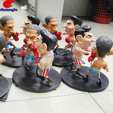 Boxing Figurines, Custom Boxing Figures , Cartoon Boxing Statue