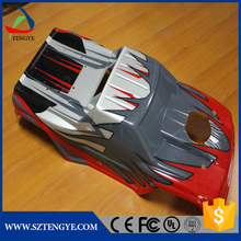 pvc plastic toy car shell
