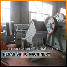 shibo mobile high manganese steel reversible hammer crusher machine