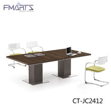 Hot Sale China Supplier Three Modes Specifications High Top Meeting Set Modern Conference Table