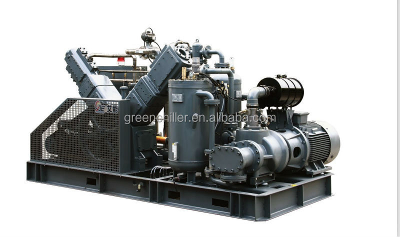 China New product CE Pet Bottle Making Machine Air Compressor for sale
