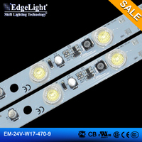 Profession MINI lens aluminum board led lighting bar