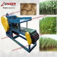 Sisal hemp decorticator|Hemp fiber extracting machine