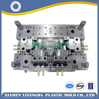 Professional plastic injection molding service