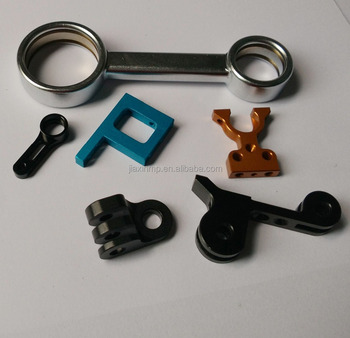 professional high precision camera mount parts