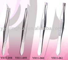 personalized stainless steel tweezers for eyebrow