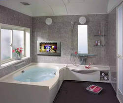 Smart Android Bathroom mirror TV (Mirror size:800*1400mm) (Non-touch )