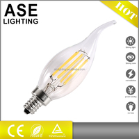 C35 2W LED filament bulb candle bulb