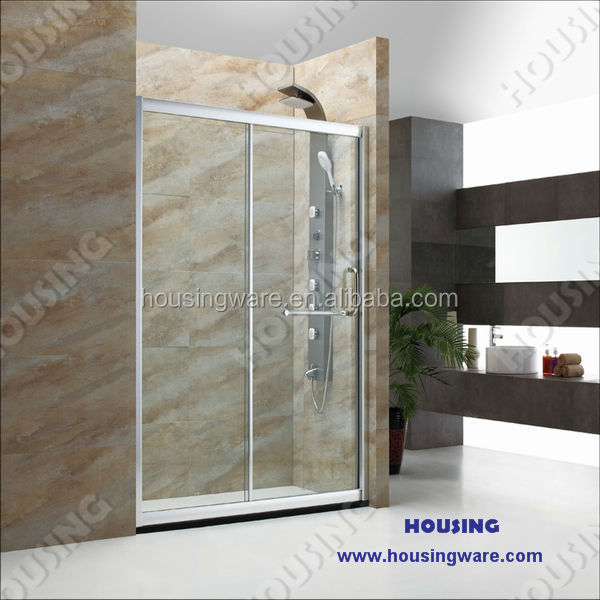 Indoor top hotel shower room portable complete shower
