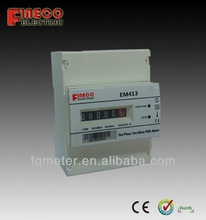 EM413 kilowatt hour meter digital counter meter counter meter