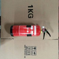 1kg 40% ABC dry chemical powder fire extinguisher