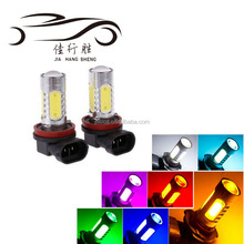 2017 Hot Sell Top Quality H11 7.5W COB Led Car Fog Light 12V 24V For All Cars 6000K With Headlight 9005 9006