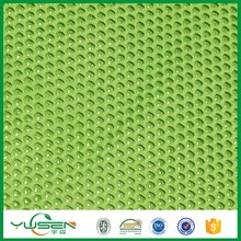 3d air cool mesh fabric for motorcycle seat cover/sports shoes