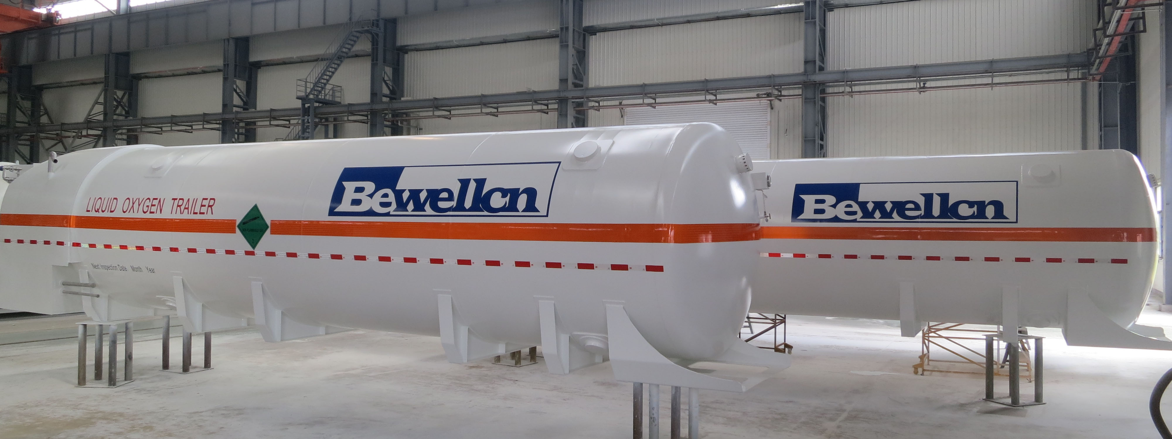 Bewellcn Shanghai Industrial Co., Ltd. - Tank Container ...