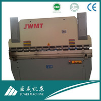 CNC synchro hydraulic press brake ,door frame bending machine