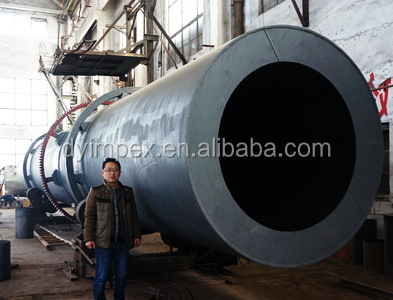 XINGYUAN GROUP Rotary Kiln Machine For Activated Carbon