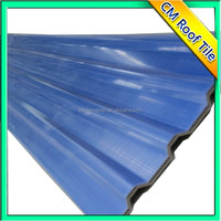 Easy Installation Plastic Roof Tile Shingles
