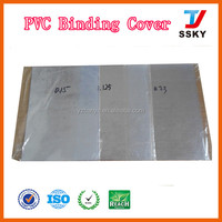 PVC cover plastic sheet