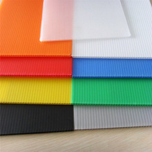 Customized Sized Conductive Polypropylene Coroplast PP Plastics Sheet