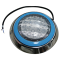 Wall mounted color changing swimming pool led underwater light