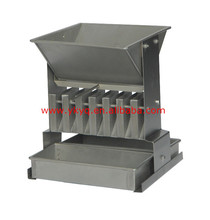 STJL-2 Stainless Steel Fine Aggregate Riffle Sampler Proportional Divider/Riffle Preparation Sample Splitter