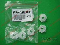 GR-4600-18T delivery roller gear for HP color laser jet 4600 printer spare parts
