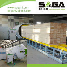 2016 Advanced wood treatment plants from SAGA machinery
