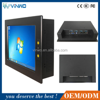 10.1'' 4*COM 2*USB Industrial Touch Screen Mini PC