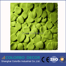 patterned acoustic panels PET panel from Shanghai factory