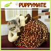 Cave bed shaped dog bed Puppy Fleece Warm Cozy Nest House Kennel Plush Mat, cat sleeping bag