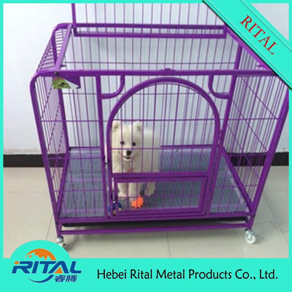 small dog cages for car pet dogs