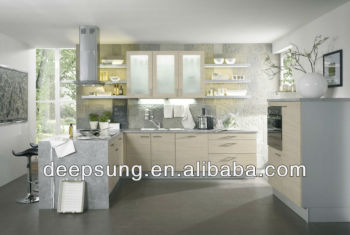 Fashionable Design Contemporary Kitchen Cabinet for Decoration