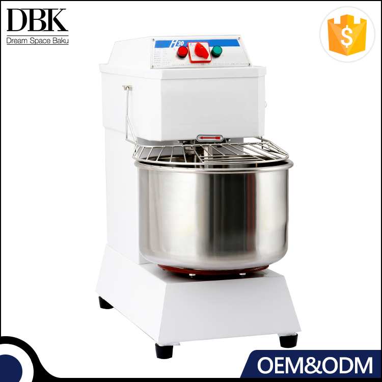 20L 30L 40L 50L Bakery electric automatic Heavy duty Sprial commercial Dough mixer