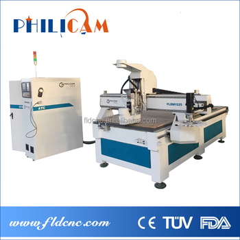 China manufacture new design atc cnc wood router with low price
