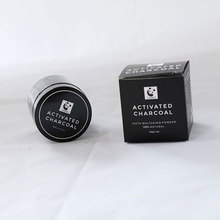 Natural Teeth Whitening Activated Coconut Charcoal Powder Black