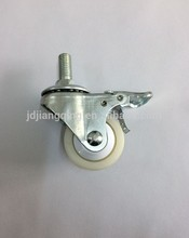 locking cart caster wheel