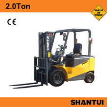 2ton small electric forklift price