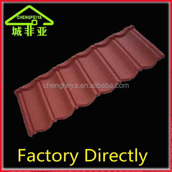 Factory directly sale stone roof