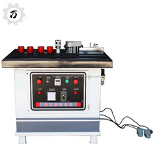 High quality curve wood edge bander machine price