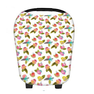 Nursing Covers- Baby Car Seat Canopy - Breastfeeding Cover